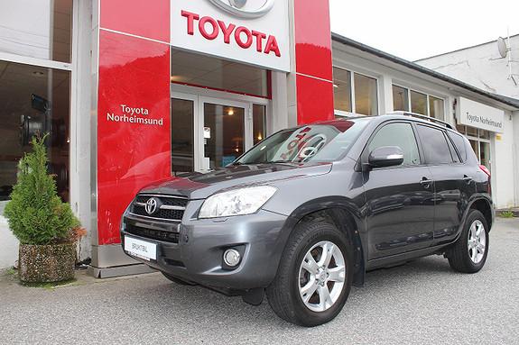 Toyota RAV4 2.0 VVT-i Executive DEFA  2010, 106500 km, kr 199900,-