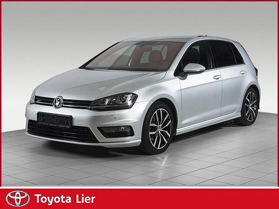 Volkswagen Golf 1,4 TSI 125hk Highline R-LINE AUTOMAT  2015, 54000 km, kr 199000,-