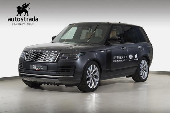 Land Rover Range Rover PHEV Hybrid 404hk Autobiography