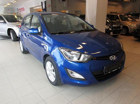 Hyundai i20 1,2 i  2013, 68309 km, kr 84900,-