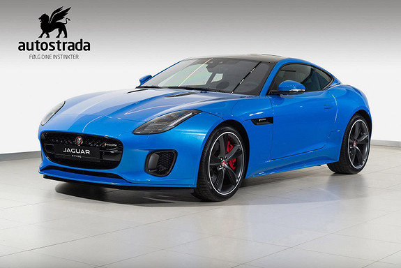 Jaguar F-TYPE 2.0P 300hk RWD R-Dynamic