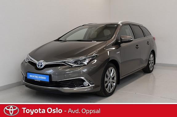 Toyota Auris Touring Sports 1,8 Hybrid Executive  2017, 19195 km, kr 319900,-