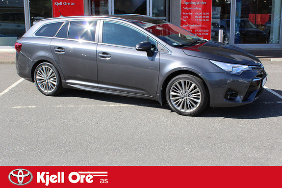 Toyota Avensis Touring Sports 1,8 Active Style M-drive 7S  2016, 45587 km, kr 279000,-