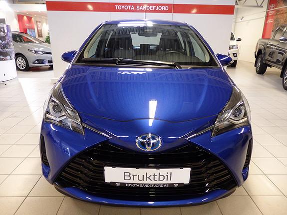 Toyota Yaris 1.5 Active Go  2017, 17500 km, kr 219000,-