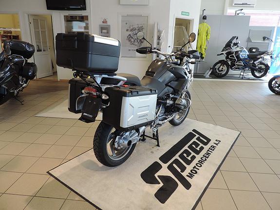 Bilbilde: BMW R1200GS