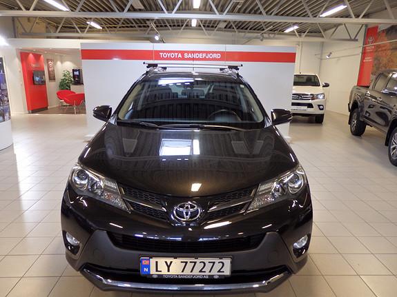 Toyota RAV4 2.0D-4D DPF Active Style  2014, 80500 km, kr 279000,-