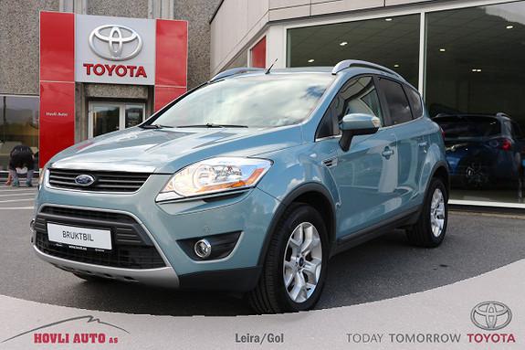 Ford Kuga 2,0 TDCi 136hk Titanium Motorvarmer/Parksensor/Garanti  2010, 88171 km, kr 179900,-