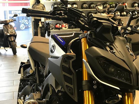 Bilbilde: Yamaha MT09 SP