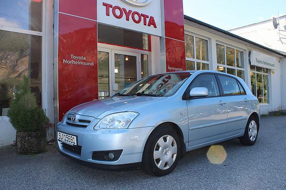 Toyota Corolla 1.4 VVT-i 97hk  2005, 130200 km, kr 44900,-