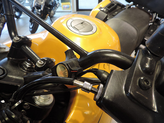 Bilbilde: Triumph Tiger 885I