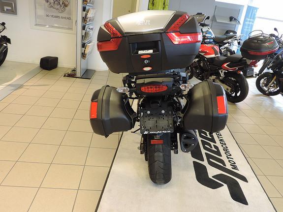 Bilbilde: Kawasaki Versys