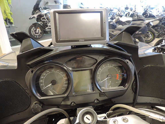 Bilbilde: BMW R1200RT