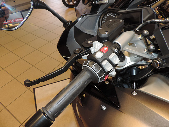 Bilbilde: BMW R1200RS