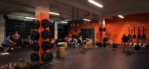 """Cross Fit Bryggen ligger i bygget og tilbyr """"trening for alle"""""""