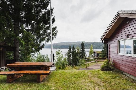 2-roms hytte - Ved sjøen - Trondheim - 350 000,- Olden & Partners