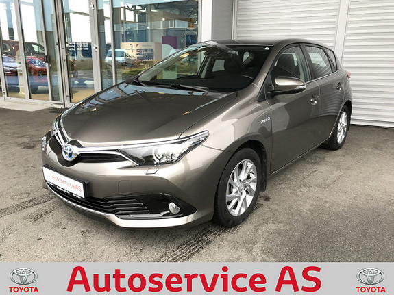 Toyota Auris 1,8 Hybrid E-CVT Active  2016, 34000 km, kr 239000,-