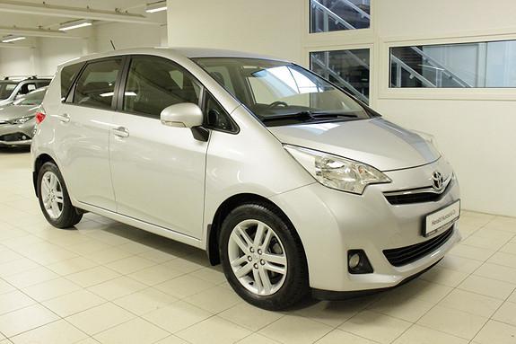 Toyota Verso-S 1,33 Dynamic S&S Multidrive S  2012, 70251 km, kr 129000,-