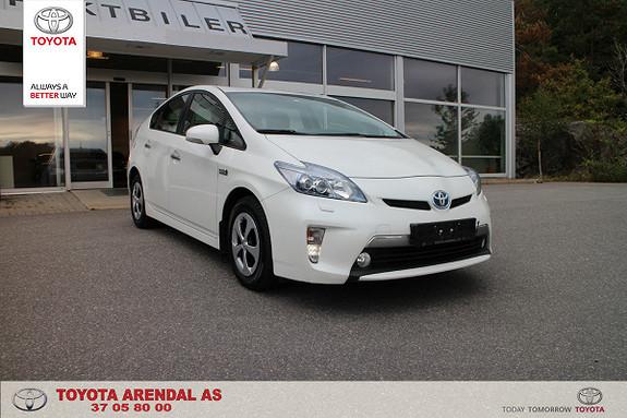 Toyota Prius 1,8 VVT-i Plug-in Hybrid Advance Plug in hybrid med lad  2013, 79000 km, kr 159000,-