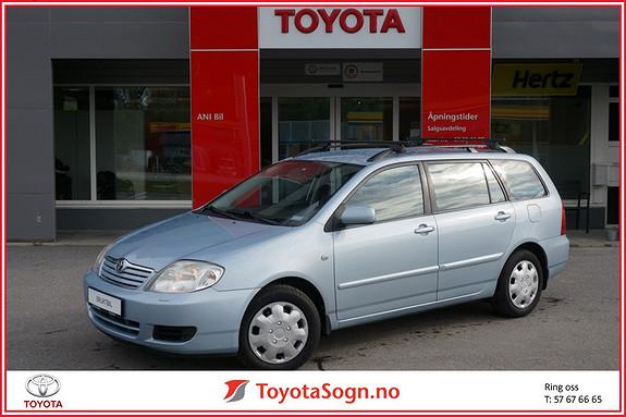 Toyota Corolla 1,4  2006, 263100 km, kr 32000,-