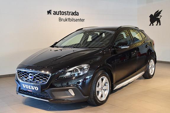 Volvo V40 Cross Country D3 Momentum aut Hengerfeste,DAB+,Ryggekamera++
