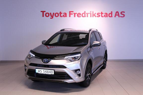 Toyota RAV4 Hybrid AWD Active Style  2017, 21000 km, kr 469000,-