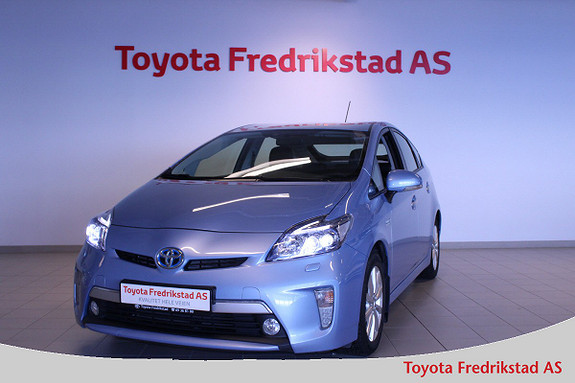Toyota Prius 1,8 VVT-i Plug-in Hybrid Advance  2012, 62600 km, kr 179000,-