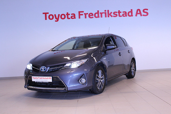 Toyota Auris 1,8 Hybrid E-CVT Active+  2014, 50200 km, kr 209000,-