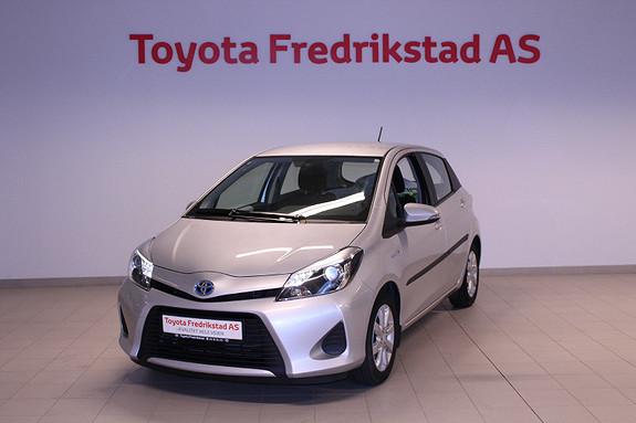 Toyota Yaris 1,5 Hybrid Active  2014, 79800 km, kr 139000,-