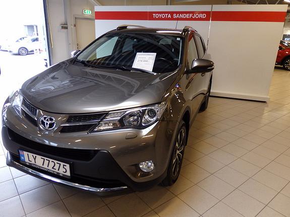 Toyota RAV4 2.0D-4D DPF Active Style  2014, 73000 km, kr 279000,-
