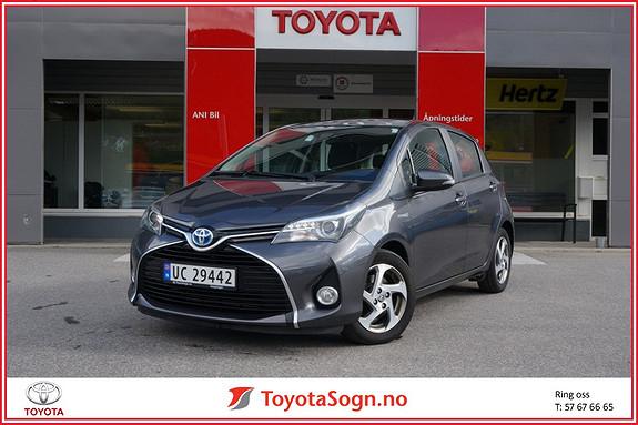 Toyota Yaris 1,5 Hybrid Active e-CVT aut  2015, 62000 km, kr 175000,-
