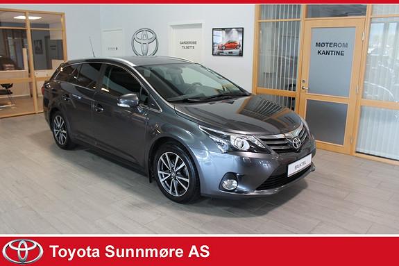 Toyota Avensis 1,8 147hk Executive Multidrive S **LAV KM***DAB+**AUTOM  2013, 83000 km, kr 190000,-