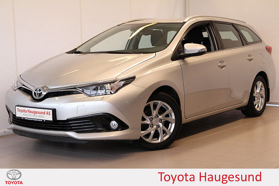 Toyota Auris Touring Sports 1,2 Active S aut  2015, 30 600 km, kr 219 000,-