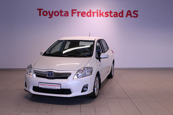 Toyota Auris 1,8 Hybrid Advance HSD  2011, 114200 km, kr 119900,-