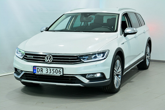 Volkswagen Passat Alltrack ALLTRACK 190 TDI DSG 4MOTION  2018, 41000 km, kr 499000,-