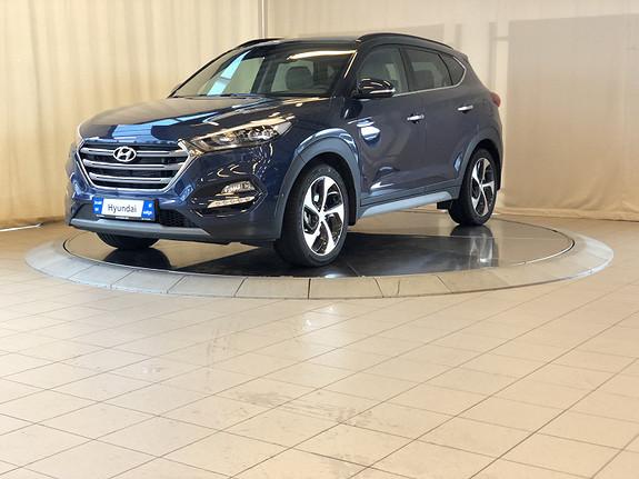 Hyundai Tucson 1,7 CRDi Teknikkpakke aut Panorama.Filvarsler  2018, 2500 km, kr 398000,-