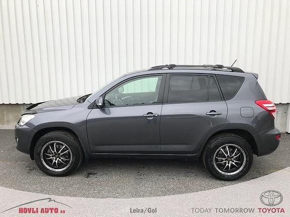 Toyota RAV4 2,0 Valvematic Executive Multidrive S  2009, 108000 km, kr 179900,-
