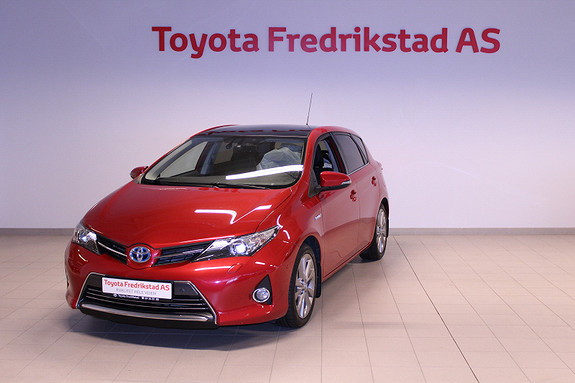 Toyota Auris 1,8 Hybrid E-CVT Executive  2014, 111200 km, kr 169000,-