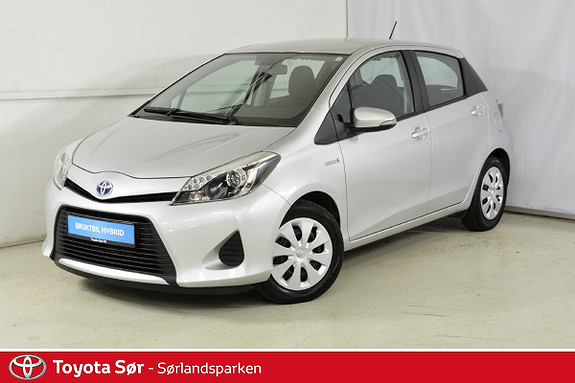 Toyota Yaris 1,5 Hybrid Active e-CVT Sjekk km stand!  2014, 16500 km, kr 169000,-