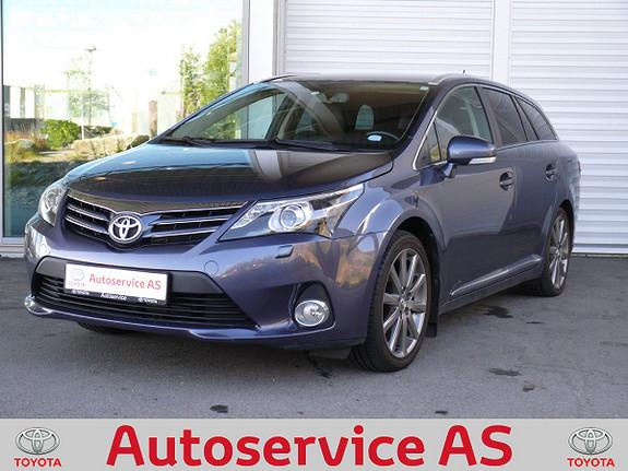 Toyota Avensis 1,8 147hk Premium Tilhengerfeste  2012, 58000 km, kr 199000,-