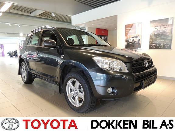 Toyota RAV4 2,2 D-4D 136hk Executive  2007, 154376 km, kr 129000,-