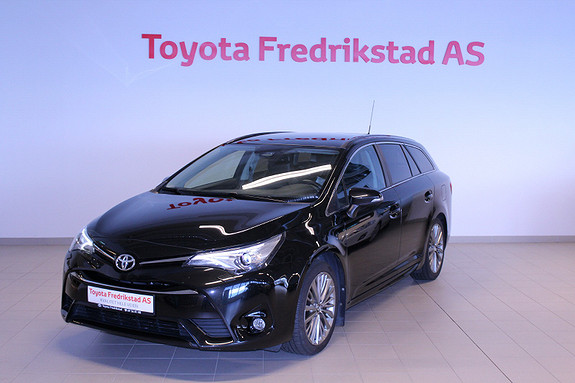 Toyota Avensis Touring Sports 1,8 Active Style M-drive 7S  2015, 69100 km, kr 249000,-