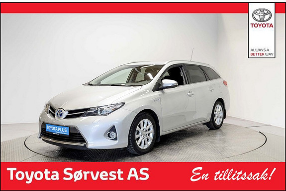Toyota Auris Touring Sports 1,8 Hybrid Active+  2015, 49442 km, kr 219000,-