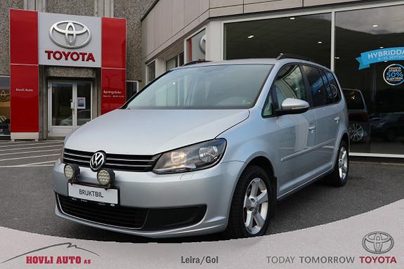Volkswagen Touran 1,6 TDI BMT Comfortline DAB+//H.feste //EU Ok Mai 2020  2011, 147311 km, kr 89900,-