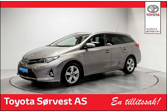 Toyota Auris Touring Sports 1,8 Hybrid Active+ innbyttekampanje!  2015, 49158 km, kr 219000,-