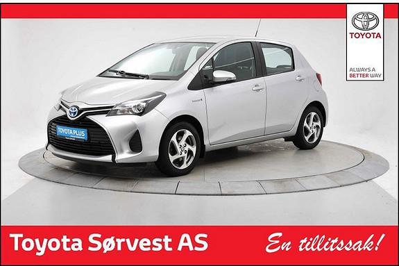 Toyota Yaris 1,5 Hybrid Active e-CVT  2015, 36825 km, kr 179000,-