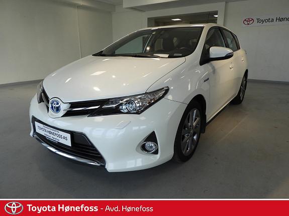 Toyota Auris 1,8 Hybrid E-CVT Active+ ryggekamera, bluetooth ++  2013, 63754 km, kr 189000,-