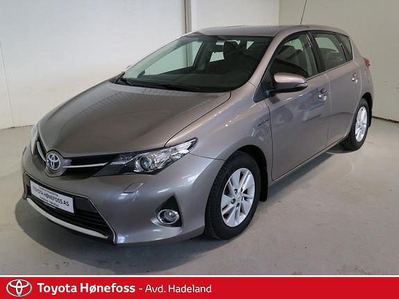 Toyota Auris 1,8 Hybrid E-CVT Active Go navi Dab+  2013, 99100 km, kr 159000,-