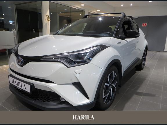 Toyota C-HR 1,8 WT-i Hybrid Dynamic Tech  2017, 13613 km, kr 339000,-
