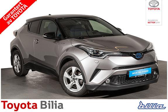 Toyota C-HR 1,8 WT-i Hybrid Dynamic Tech  2017, 48141 km, kr 309900,-