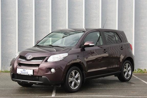 Toyota Urban Cruiser 1,4 D-4D Elegant AWD 4x4, Defa, Krok, Keyless ++  2010, 78000 km, kr 109000,-